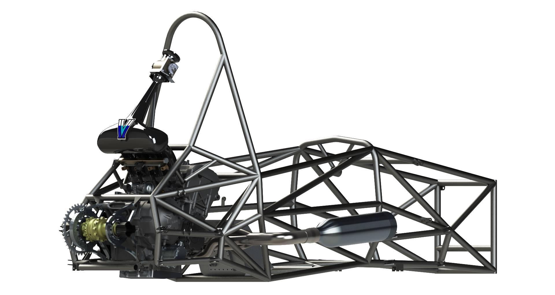 2008 Yamaha R6 – Bolton Works