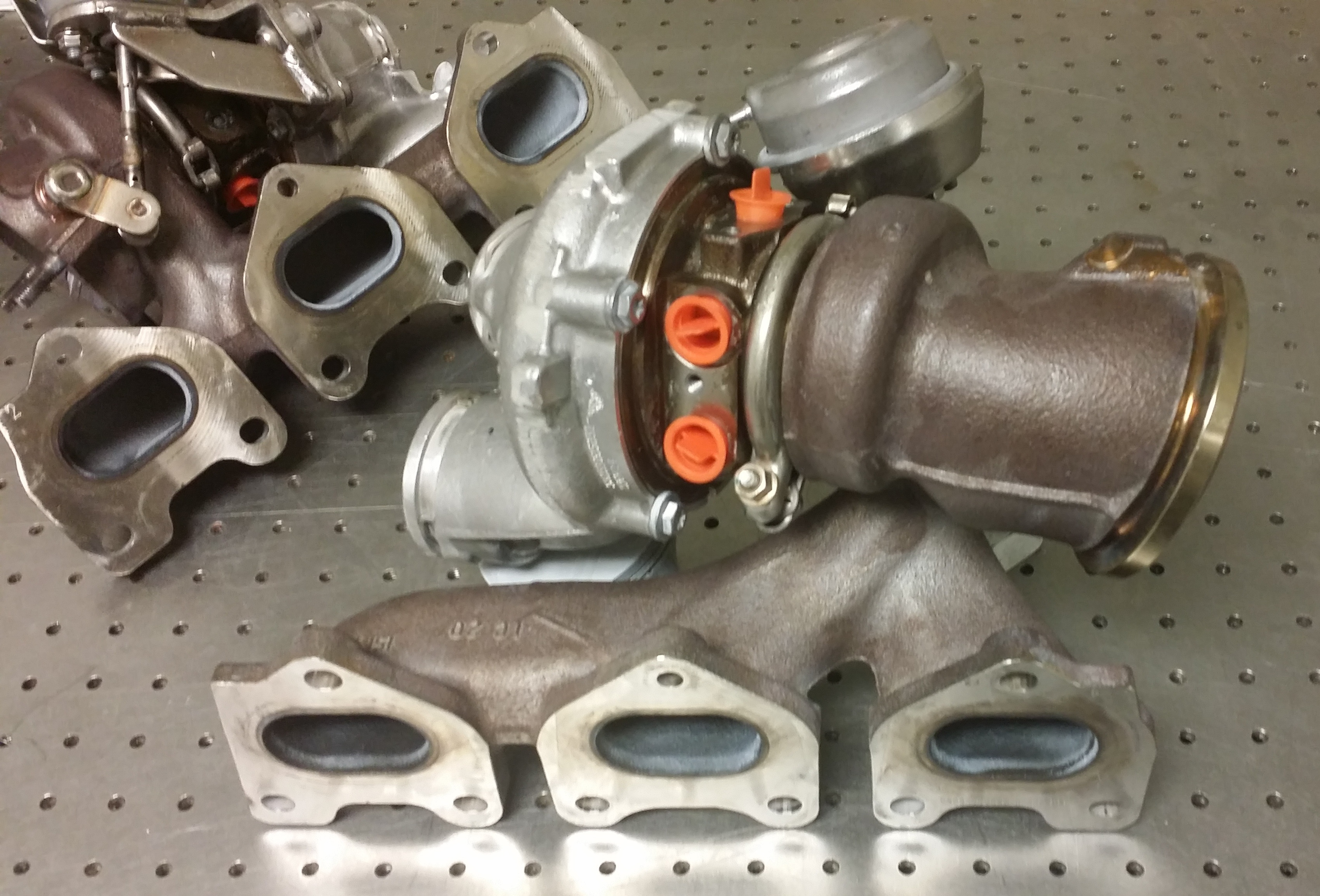 Garret Turbocharger Porsche Megan (0)