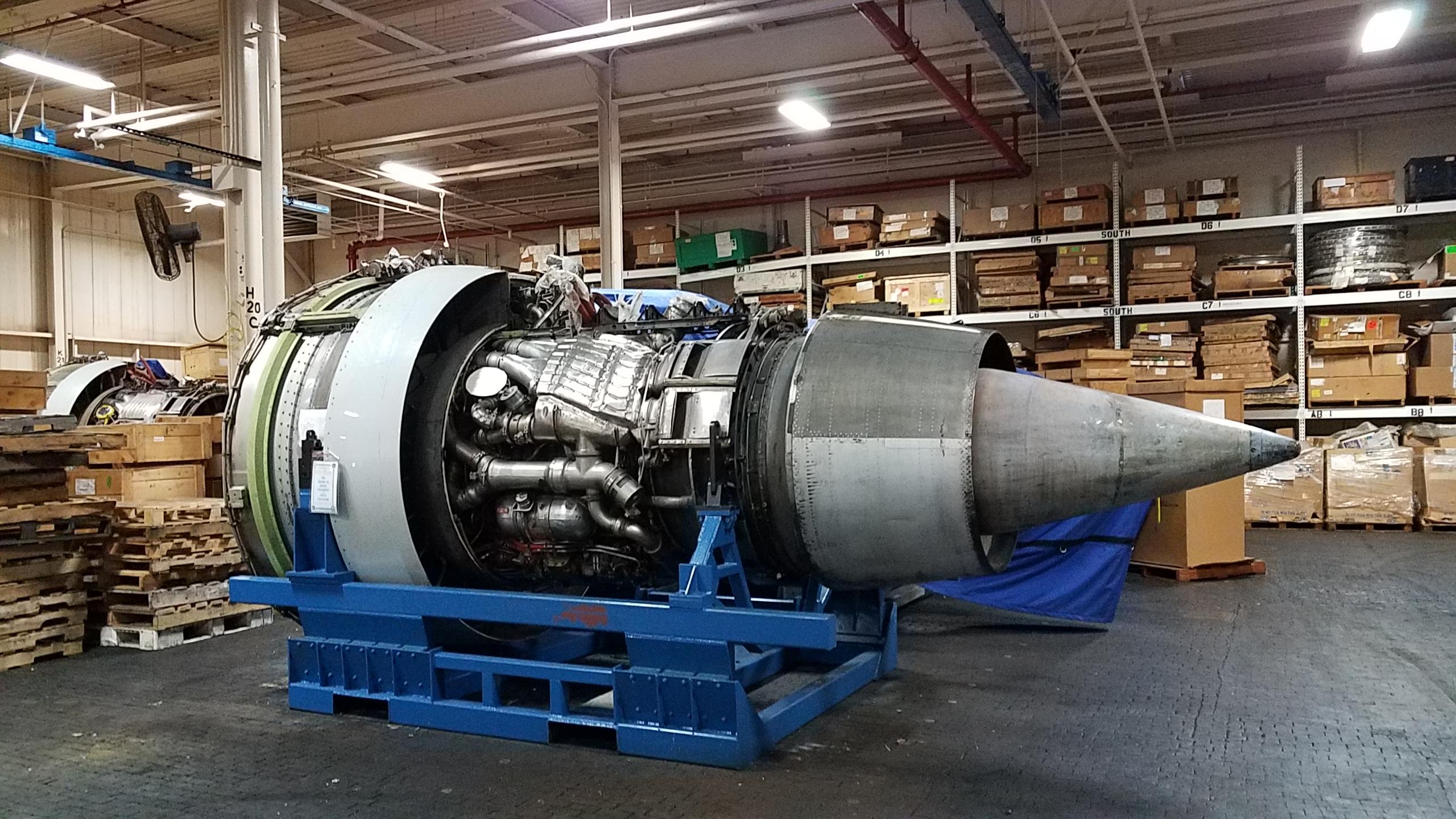 Pratt & Whitney JTGD (00)