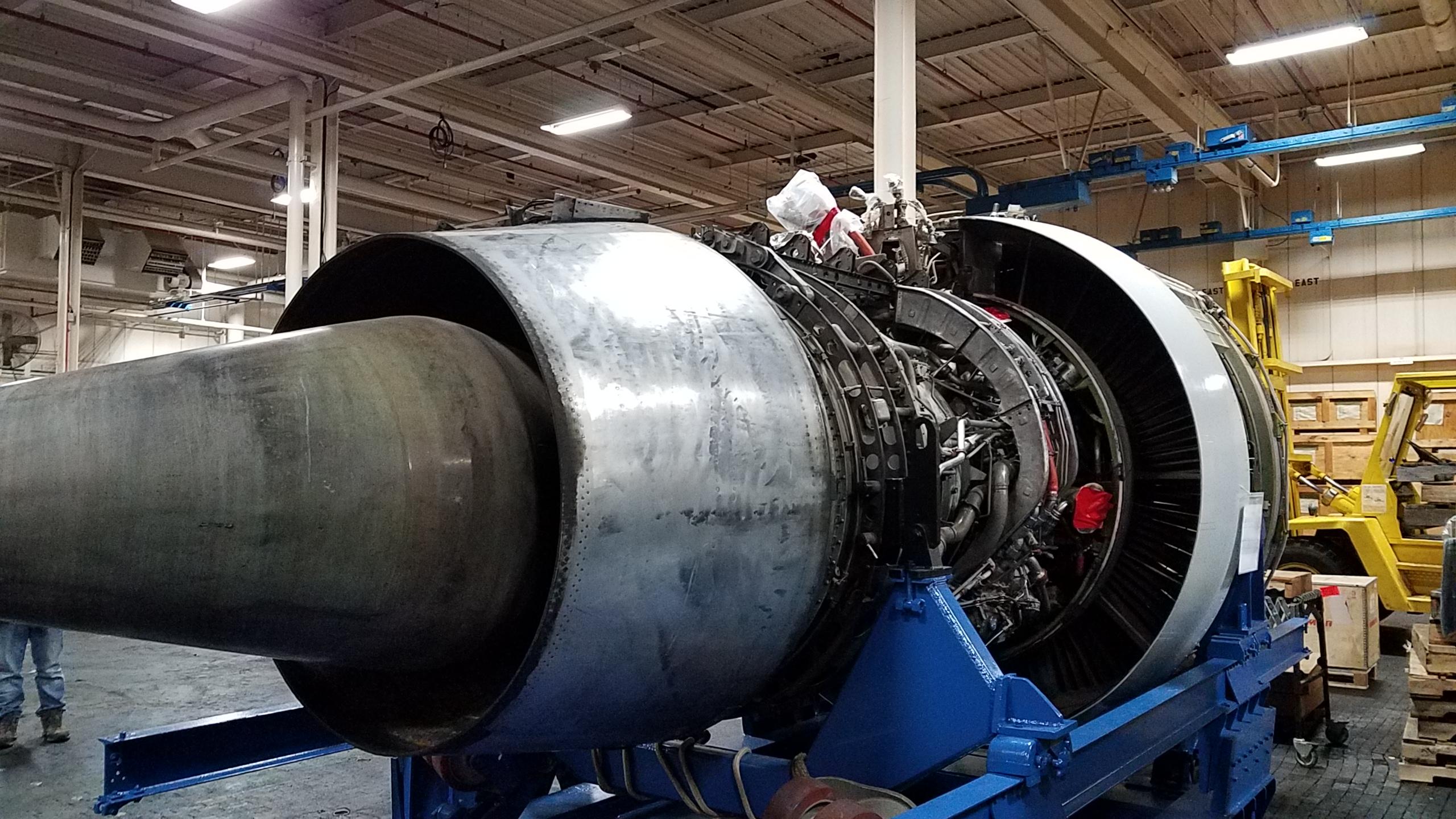 Pratt & Whitney JTGD (2)