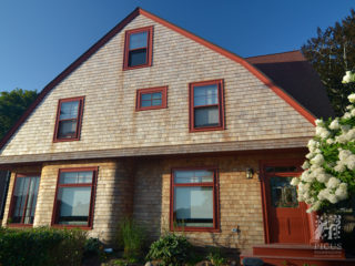 The Four Gables – The restoration of a seaside retreat in Narragansett