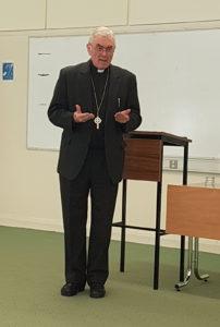Bishop Roald Nikolai