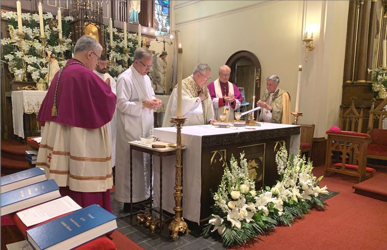 2019 Convocation Mass