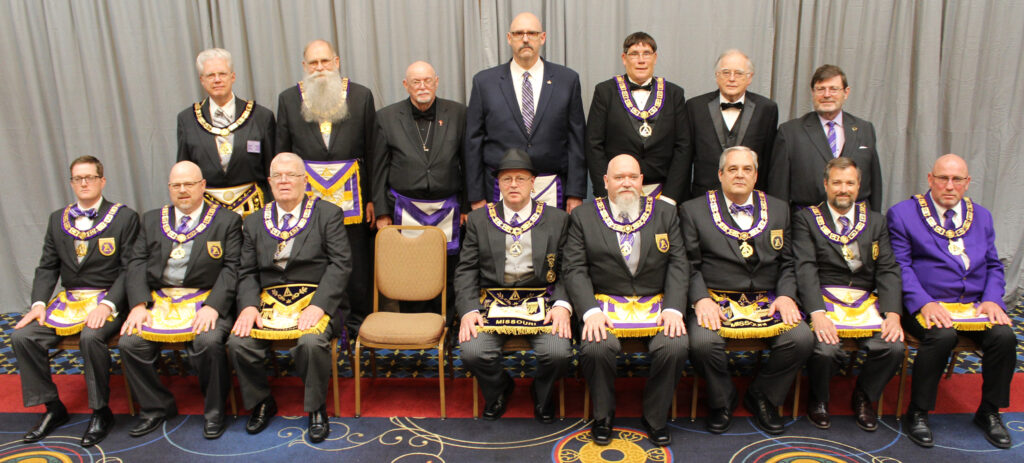 2019 Grand Council Officers