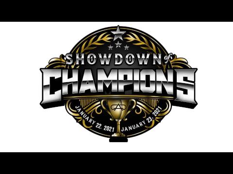 2021 CCA Showdown of Champions