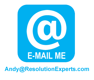 Email Andy Silver and Resolution Experts