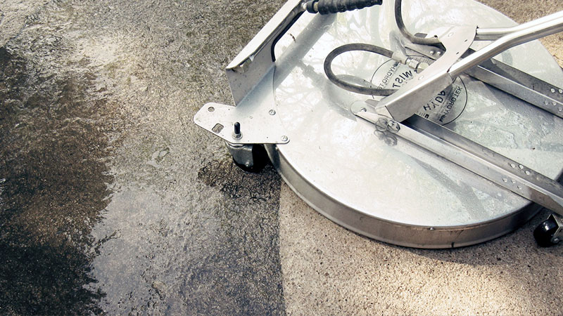 Concrete Surface Cleaning Louisville KY