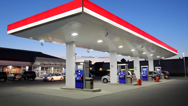 Gas Station Pressure Washing Louisville KY