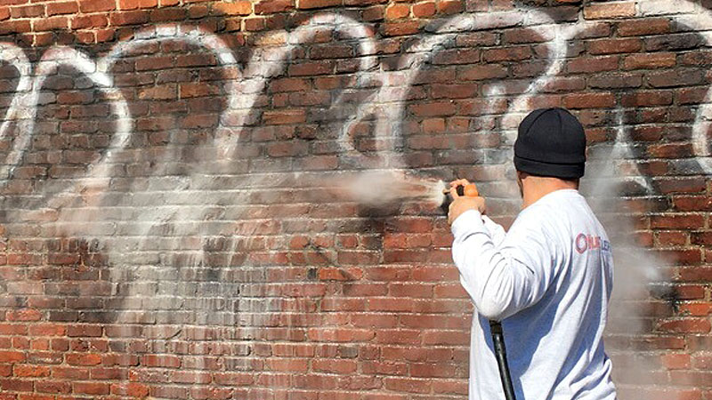 Graffiti Removal Louisville KY