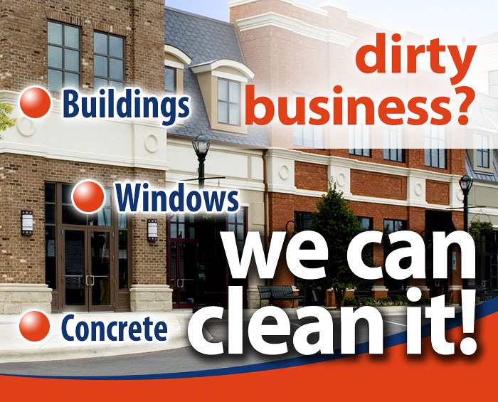 Commercial Power Washing Louisville KY