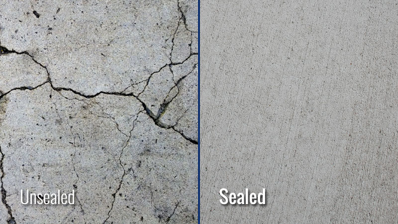 Concrete Sealing Service in Louisville KY