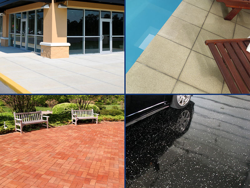 Concrete Sealing Services in Louisville KY