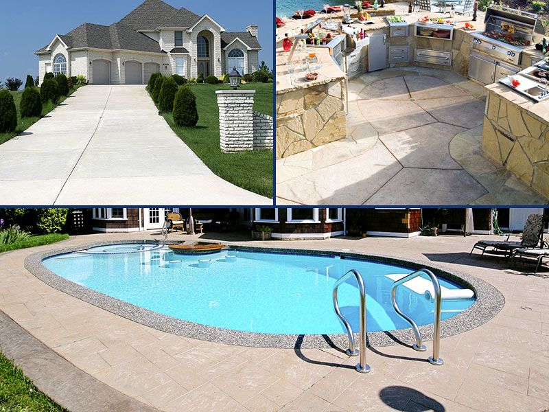 Concrete Power Washing Services in Louisville KY