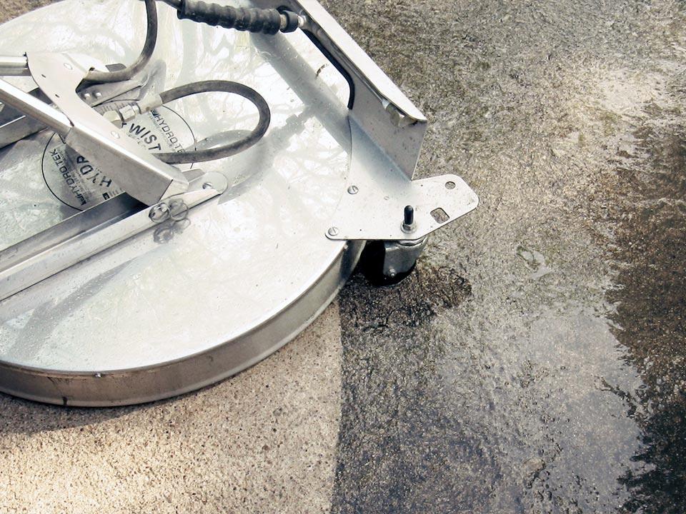 Concrete Pressure Washing in Louisville KY