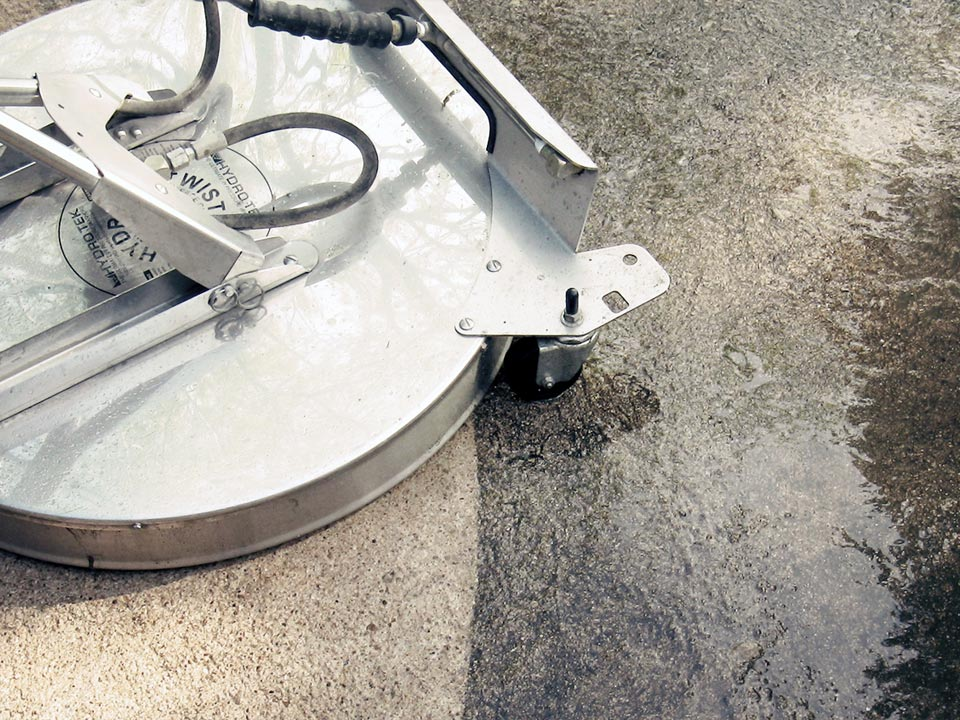Concrete Pressure Washing in Louisville KY