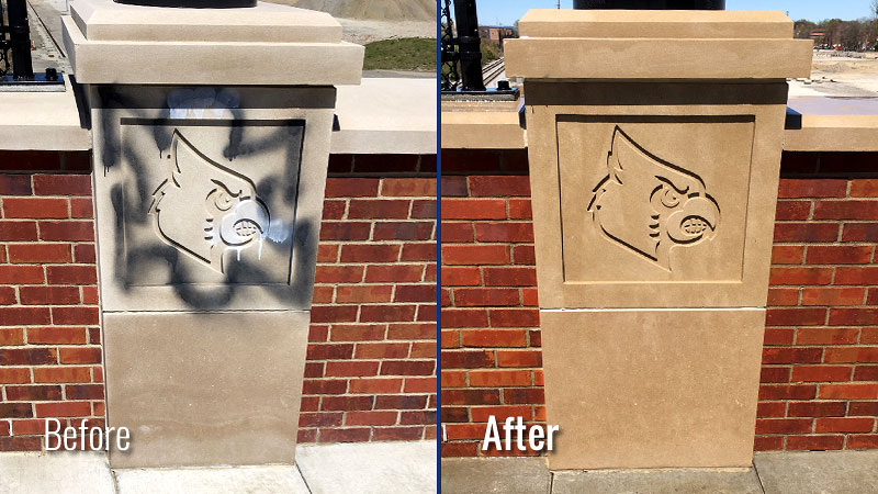 Graffiti Removal in Louisville KY