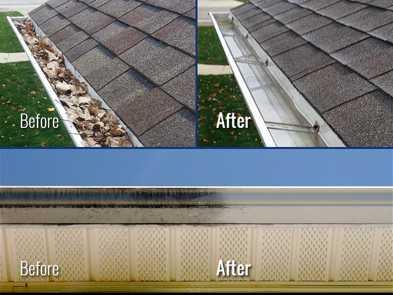 Gutter Cleaning Services in Louisville KY