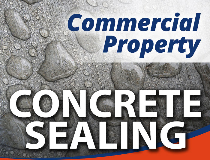 Commercial Concrete Sealing in Louisville KY