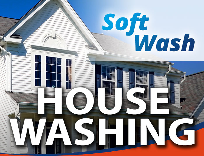 Soft Wash House Washing in Louisville KY