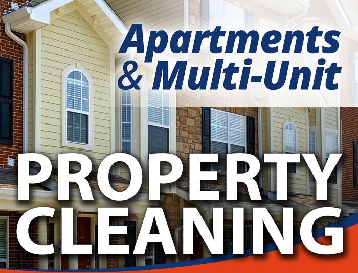Multi-Unit Property Pressure Washing in Louisville KY