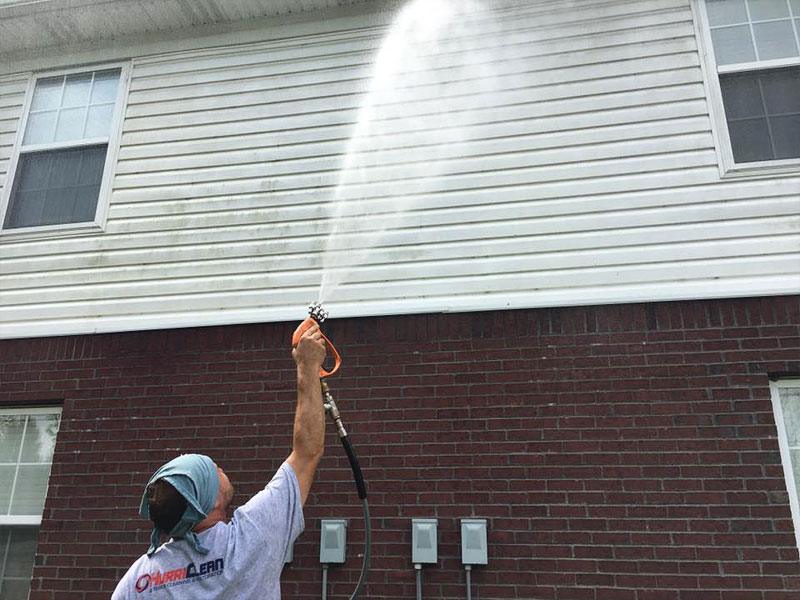 Soft House Washing in Louisville KY