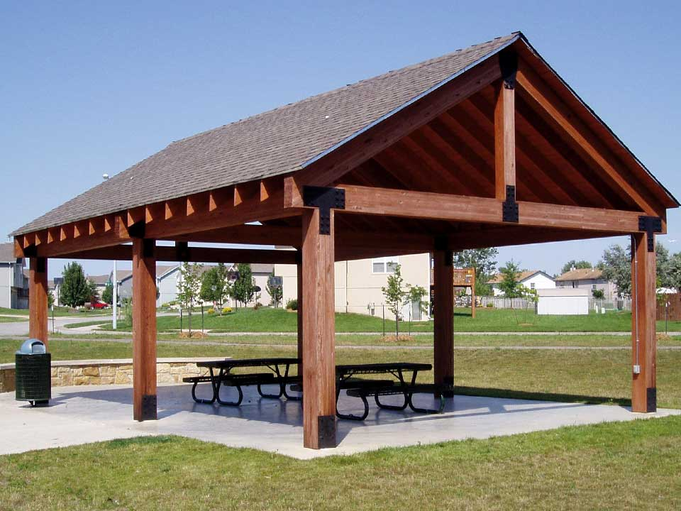 Picnic Pavilion Cleaning and Sanitizing Service in Louisville, KY