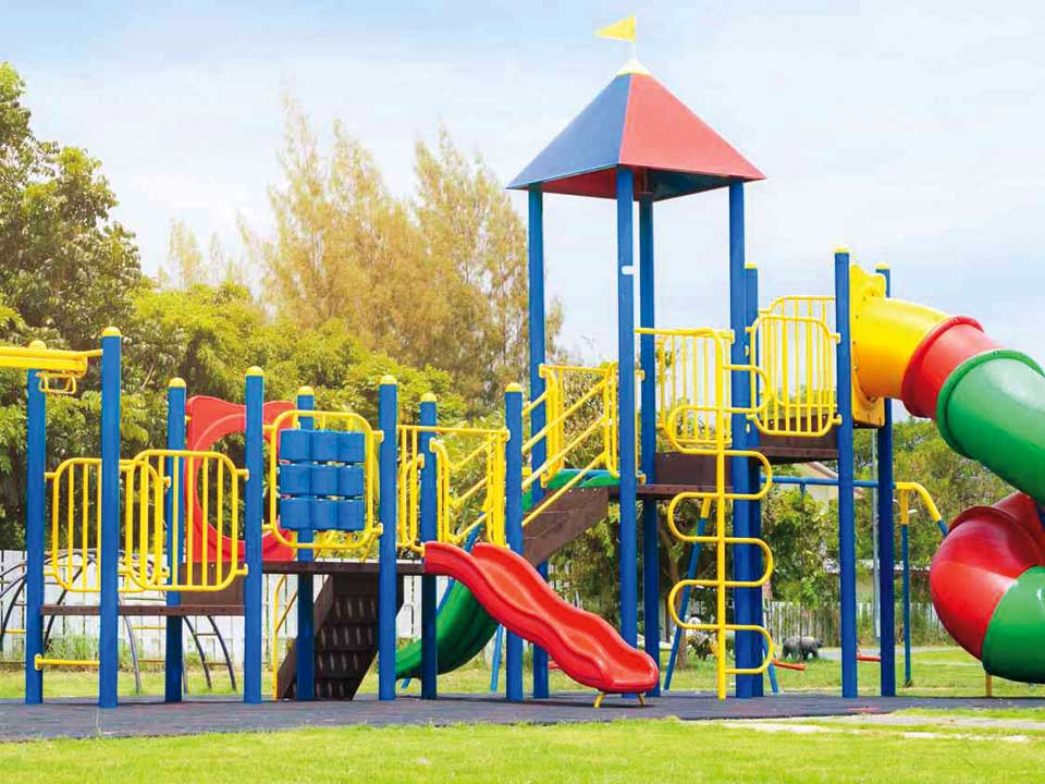 Playground Cleaning and Sanitizing Service in Louisville, KY