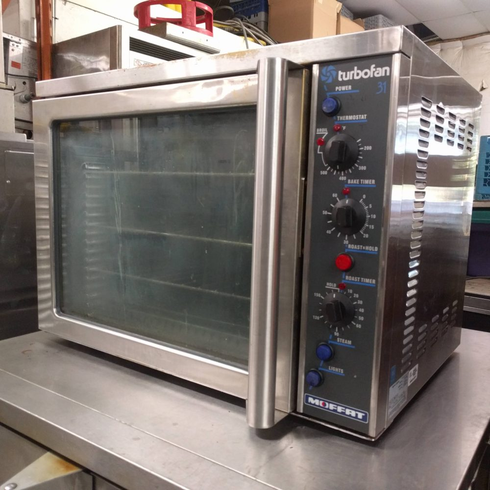USED Moffat Turbofan Electric Convection Oven