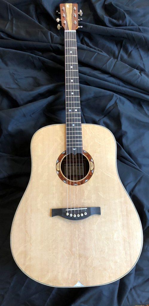 Geometric guitar