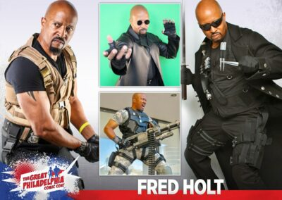 FRED HOLT