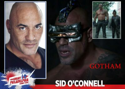 SID O'CONNELL