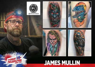 JAMES MULLIN