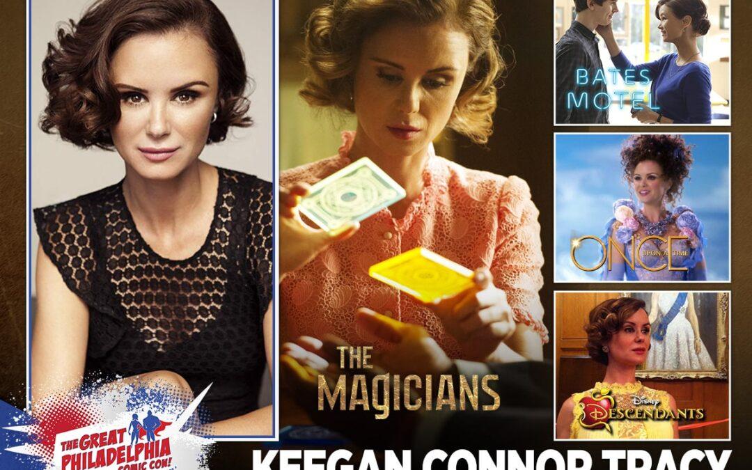 Keegan Connor Tracy
