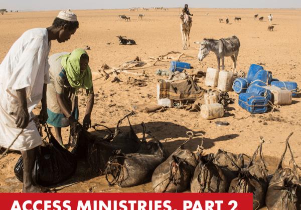 Part 2 : Access Ministries