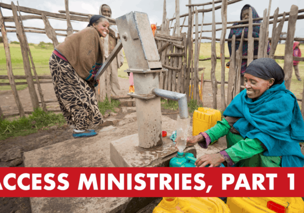 Part 1 : Access Ministries
