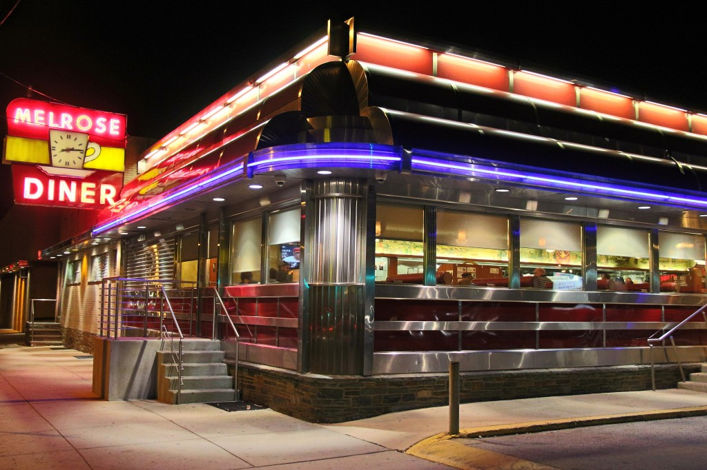 South Philly's Melrose Diner is a great alternative to cheesesteak spots