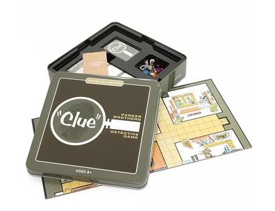 classic game clue