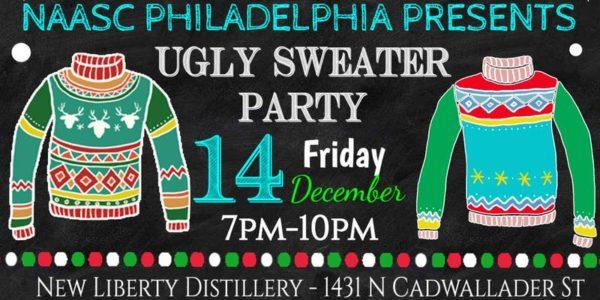 NAASC Philadelphia: Ugly Sweater Party