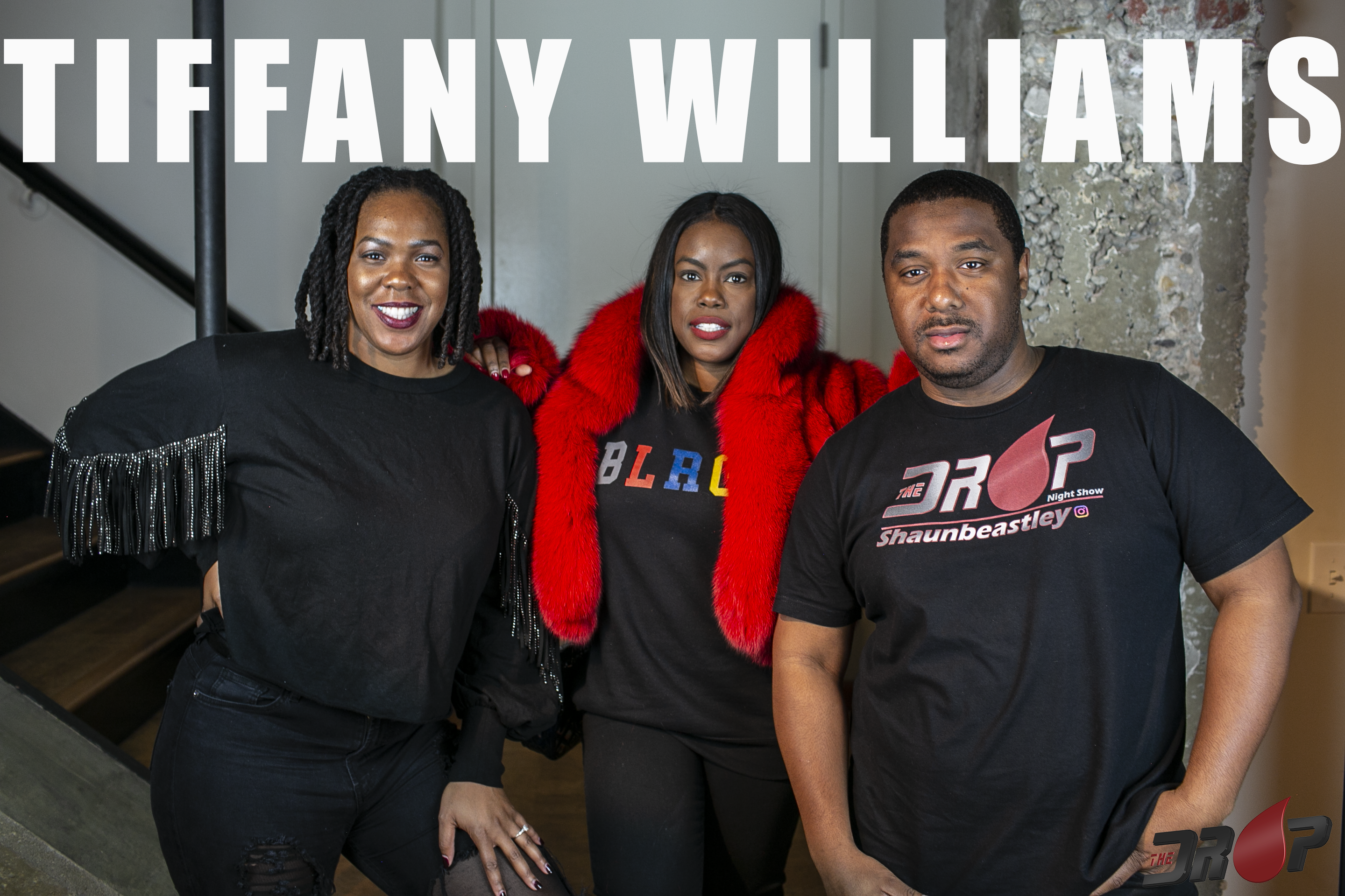 TIFFANY WILLIAMS INTERVIEW