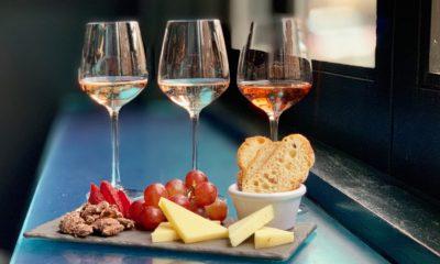 Jet wine bar wine tasting