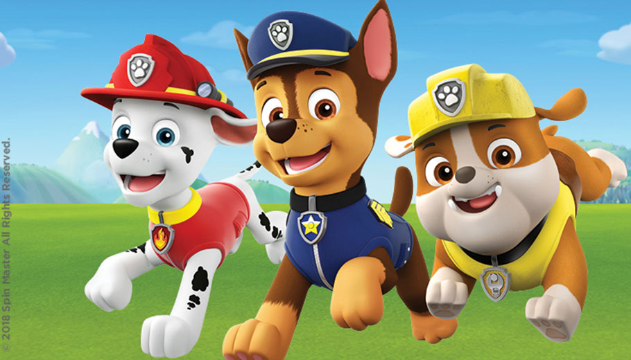 Paw Patrol Live! Race to the Rescue