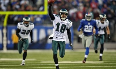 desean jackon coming back to the eagles
