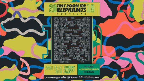 tiny room for elephants