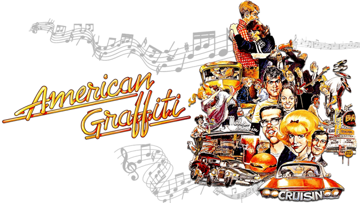 Movies at Schuylkill Banks- AMERICAN GRAFFITI