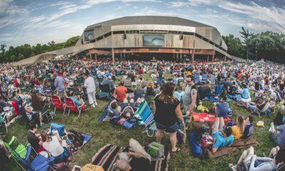 the mann center outdoor movies