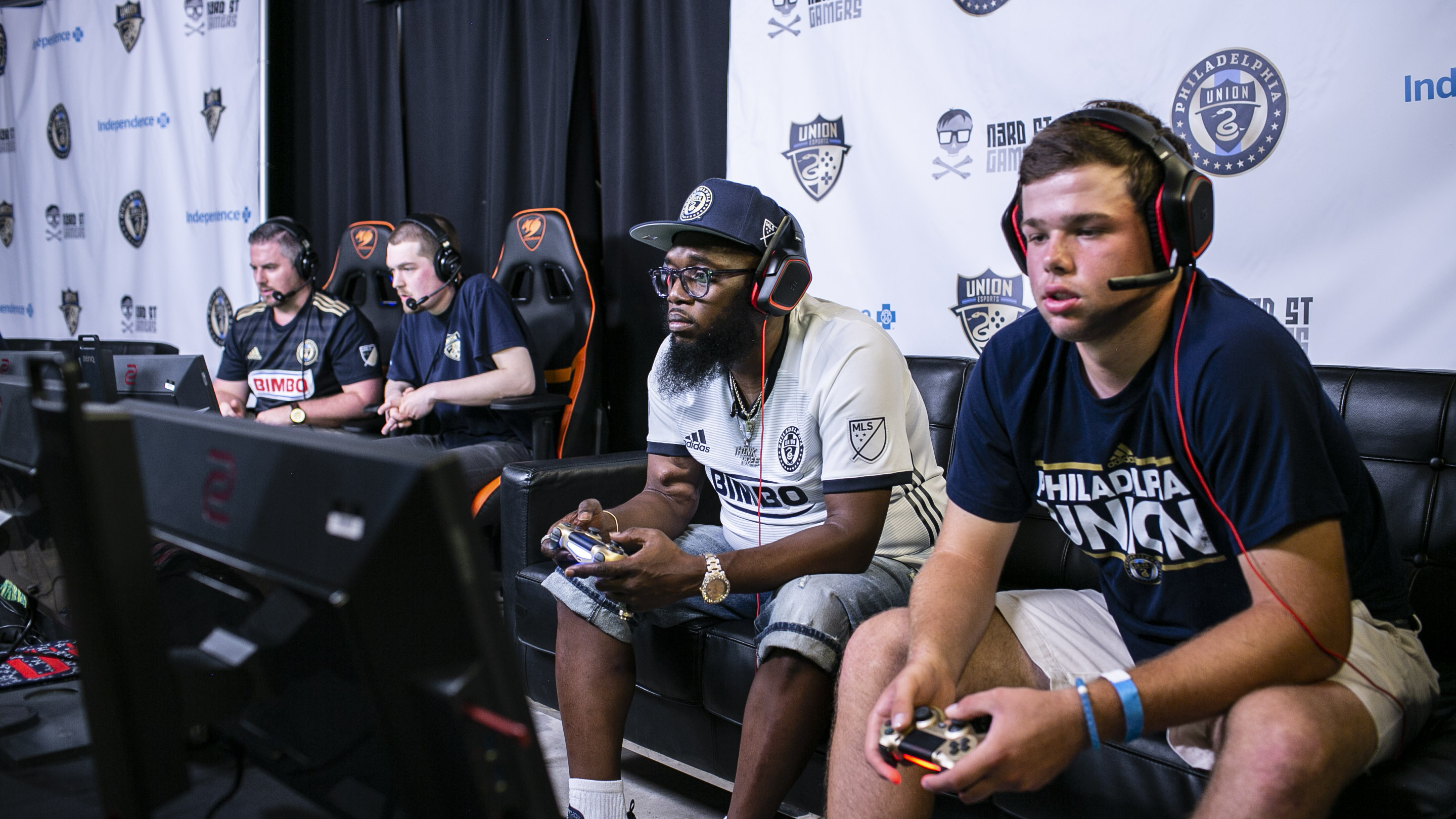 Union 2v2 Pro-Am Charity FIFA Tournament