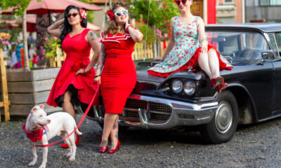 Pinups and Pints Beer Garden