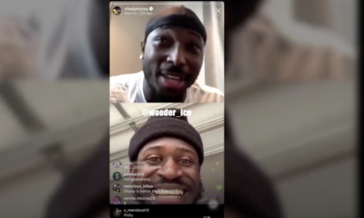 LeSean McCoy & Tre'Davious White Clown Vontae Davis on IG Live For Quitting!
