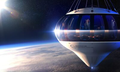 Space Perspective-ballon ride