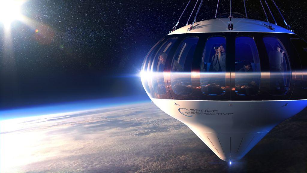 Space Perspective-ballon ride
